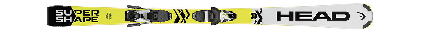 Supershape SLR 2 White/Yellow/Black + SLR 7.5 AC
